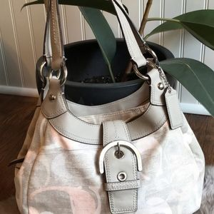 Coach Solo Optic Lynn Hobo 19193